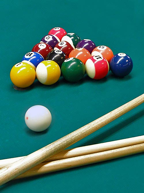 Billiard Hours and Rates